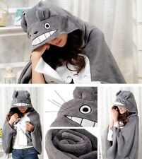 New My Neighbor Totoro Cloak Cape Costume Air Conditioner Blanket Shawl Gift