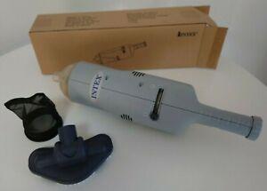 Intex 28620 Unterwasser Handstaubsauger mit Akku