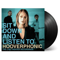 Hooverphonic - Sit Down And Listen To Black Vinyl Edition (2003 - EU - Reissue)