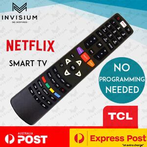 New TCL TV Remote Control RC311FUI1 RC311FUI2 06-IRPT53-NRC311 55E5900US 65 AU