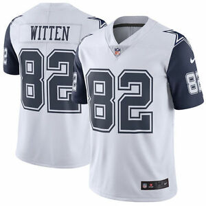 Jason Witten Dallas Cowboys Nike Color Rush Limited Jersey-100% Official