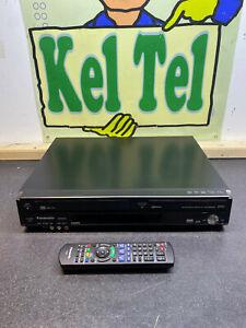 Panasonic DMR-EZ48V Multiregion DVD VCR/VHS Freeview Combi video Recorder HDMI