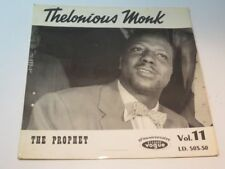Thelonious Monk the profeta vol.11 VOGUE France VINILE: excellent/COVER: very GOOD