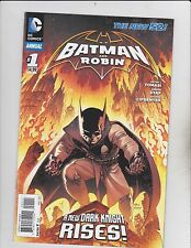 DC Comics! Batman & Robin! The New 52! Issue 1!