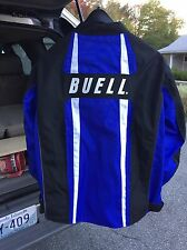 Buell Motorcycle Bolt Riding Jacket with Armor