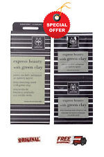Apivita Express Beauty New deep cleansing mask WITH GREEN CLAY 2x8ml OILY SKIN