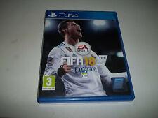 FIFA 18 -  jeu ps4