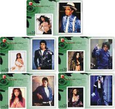 Michael Jackson 5 telefoonkaarten/télécartes  (MJ0026-5cc)