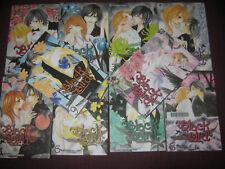 Viz Comics- Black Bird 1-10 complete - Shojo Beat Manga