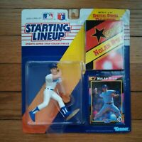 1992 Starting Lineup NOLAN RYAN Texas Rangers Action Figure NEW