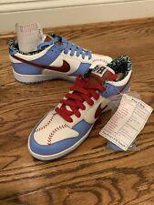 "Size 9 Nike SB Low Doernbecher ""Ricky Rudd"" Sample Pair"