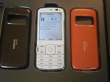 Nokia  N79 - NGage (Ohne Simlock)  OVP  MwSt. ausweisbar Smartphone