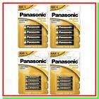 Pile Alcaline PANASONIC 8 AA Stilo + 8 AAA Ministilo = 16 Batterie Scad. 2028