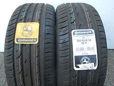 2 neumáticos de verano continental CPC 2 ao 225/55r16 95y nuevo!