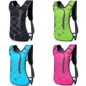 Cycling Water Bag Hydration Backpack Riding Running Bag Water Bladder Container