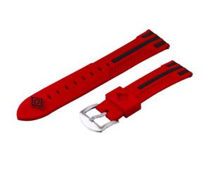 Mens Watch Silicone Diver Band Sport Rubber Strap 22mm for Seiko Skx007 Skx009