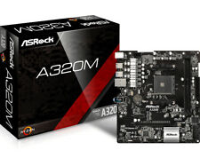 Placa base ASRock AM4 A320m