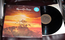 MORMON TABERNACLE CHOIR Rock of Ages MINT 2-LPs 31 hymns A Mighty Fortress