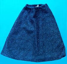 "1976 CHER FARRAH 12"" mego doll -- MIDNIGHT BLUE -- SKIRT"
