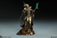 Sideshow Court of The Dead: Xiall - Osteomancer's Vision figure- statue