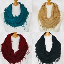 Wholesale Job lot of cowl neck snoods scarfs assorted pack £1.50 each FREE deliv