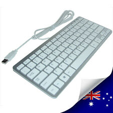 USB 2.0 Sleek Ultrathin Mini Keyboard For Windows 7, XP