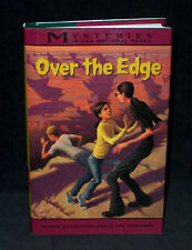 National Park Mystery #7 - Over the Edge - Grand Canyon - 2002 HC 1st w/nice dj