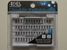 (LOT OF 72) Ardell Duralash Knot-Free DOUBLE Flares MEDIUM Individual Flairs
