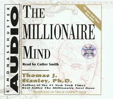 New 12 CD  MILLIONAIRE MIND Thomas Stanley (Unabridged)