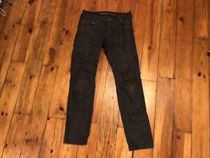REV'IT! Carnaby Jeans Black 32x34