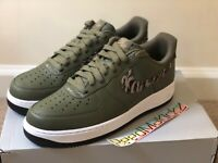 Nike Air Force 1 AOP Premium Tiger camo olive Mens sizes AQ4131 200