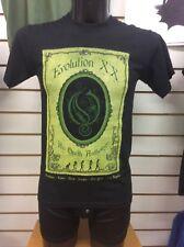 Swedish heavy metal band opeth,An Opeth Anthology ,Evolution xx t shirt