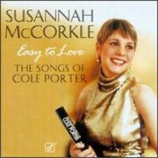 Susannah McCorkle - Easy to Love: Songs of Cole Porter [New CD]
