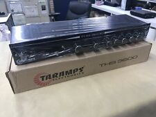 Taramps THS 3600 Home Stereo Receiver Amplifier - Bluetooth FM EQ - Brand New!