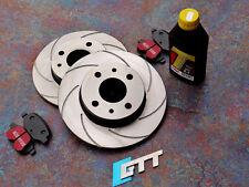 Gtt spiroslot A500 ABARTH FIAT 500 DISCO FRENO POSTERIORE PAD KIT SS ESSESSE