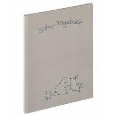 Walther Madu 20x28 46 Seiten Baby Tagebuch Babyalbum Babytagebuch TB134
