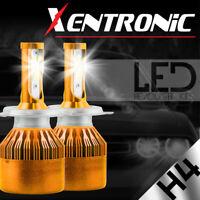 H4 9003 HB2 980W 147000LM CREE LED Headlight Kit High/Low Beam Xenon 6000K Bulbs