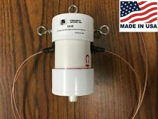 Dipole Center Insulator Antenna with a W2FMI 1500 watt 1:1 Current Balun - DCIB