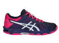 Asics Women VolleyBall Shoes Sports Trainer Game Gel Beyond 5 Training B651N-400