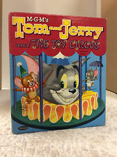 MGM'S TOM AND JERRY AND THE TOY CIRCUS By Samuel Armstrong and Tom Ray- 1953