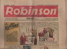 ROBINSON n°257. Zone Libre 13 juillet 1941. Bel état (réf. RC29)