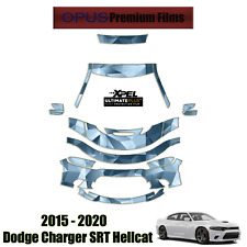XPEL ULTIMATE Plus PreCut Paint Protection Kit for Dodge Charger 2015 - 2020