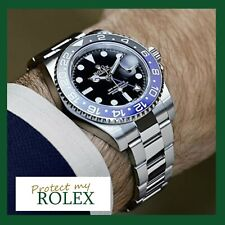 NEW ROLEX PROTECTION FILM | FIT BATMAN GMT MASTER II FULL PROTECTION KIT