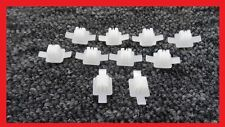 10x MERCEDES-BENZ CAR Front Wheel Arch Trim Clips Wing Wheel Arch Surround Clips