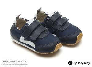 NEW Tip Toey Joey Baby Shoes - JUMPY *NEW* (More Colours - Boy & Girl)