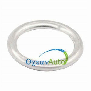 New  N0138157 Oil Drain Plug Gasket Washer Seal for VW Audi A3 A4 A5 A6 A7 A8