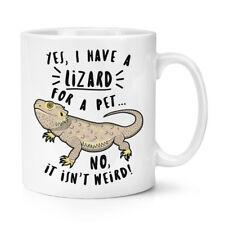sí I Tienen un lagarto para Un Pet 284 ml Taza - Divertido Animal