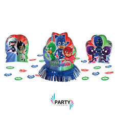 PJ Masks Party Supplies TABLE DECORATING KIT With Confetti