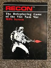 Recon The Roleplaying Game MD's Screen RPGinc
