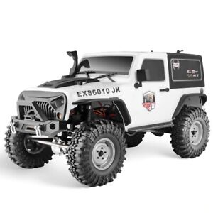 1:10 4wd RC Car  Off Road RC Rock Crawler RTR 4x4 Waterproof RC Toy